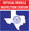 Official Vehicle Inspection Station in Texas